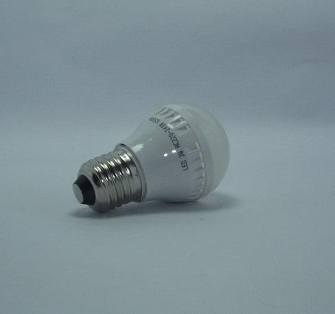 Bec EHBMT cu LED tip bulb 3W