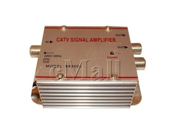 Amplificator semnal TV 2