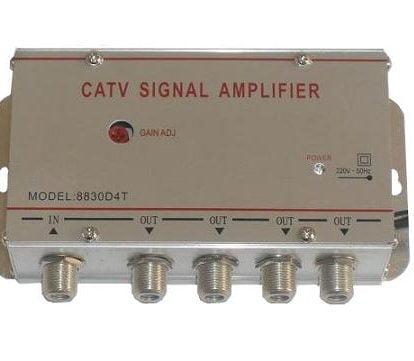 Amplificator semnal TV 4