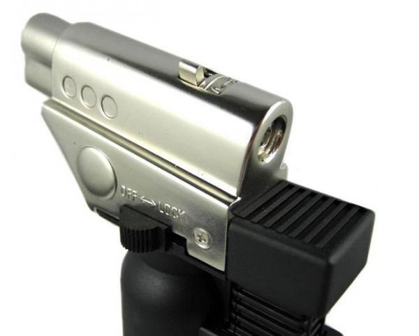 Arzator portabil cu gaz
