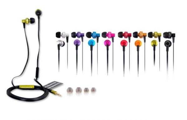 Casti audio cu microfon AWEI ES900i