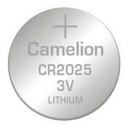 5 x baterie Camelion CR2025