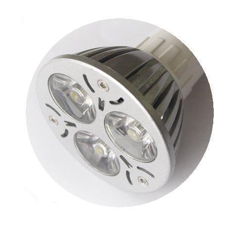 Bec economic cu 3 LED-uri