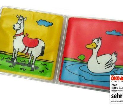 Carte plutitoare pentru baie REER 2403