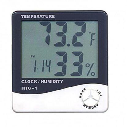 Ceas cu termometru de exterior si higrometru