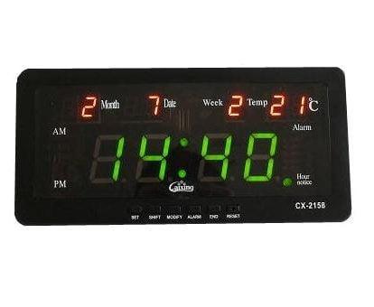 Ceas electronic cu LED CX-2158