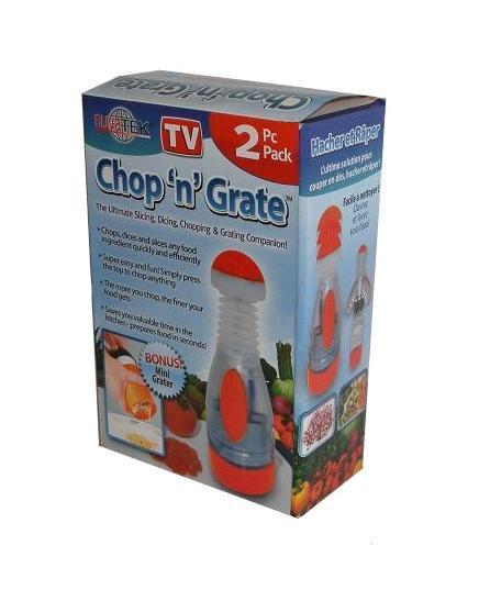 Tocator Chop'n'Grate + Bonus