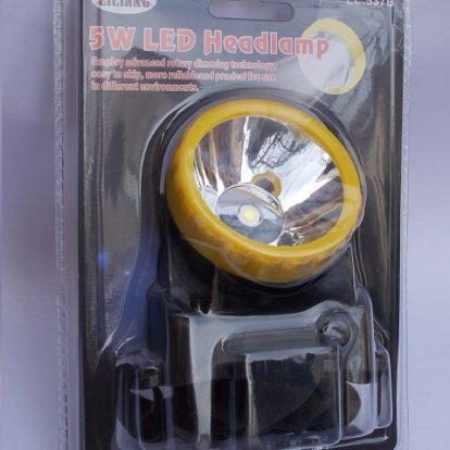 Lanterna frontala cu LED LL537B