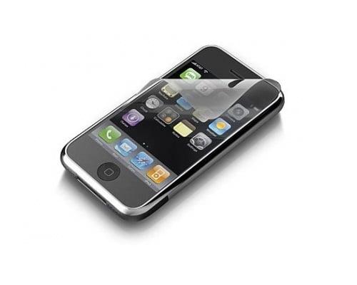 Folie protectie ecran iPhone 3G