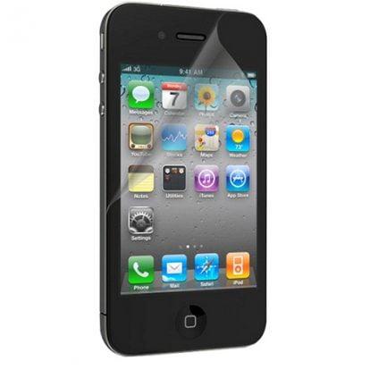 Folie protectie ecran iPhone 4G mata