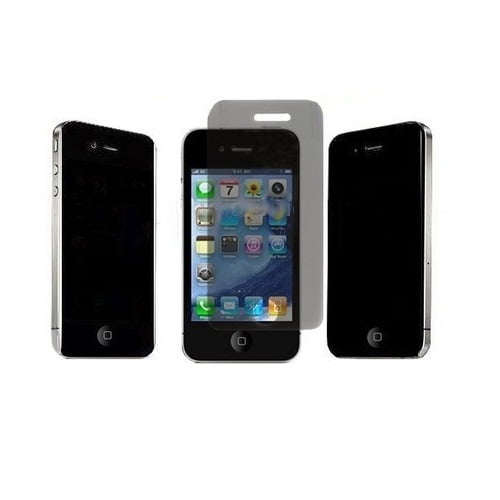Folie protectie ecran iPhone 4G Privacy