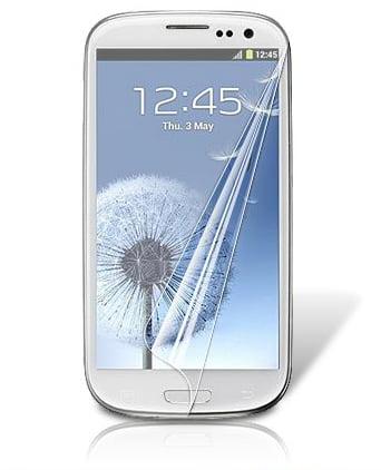 Folie  Samsung Galaxy S3