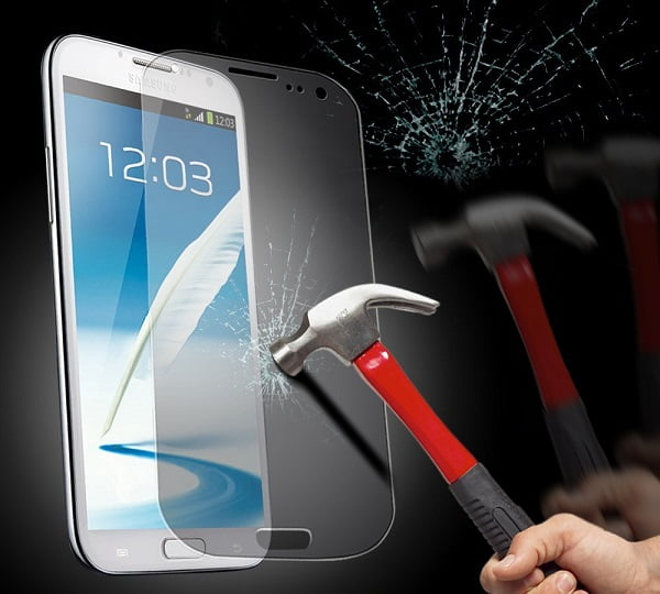 Folie Samsung Galaxy s2 Anti-Explosion