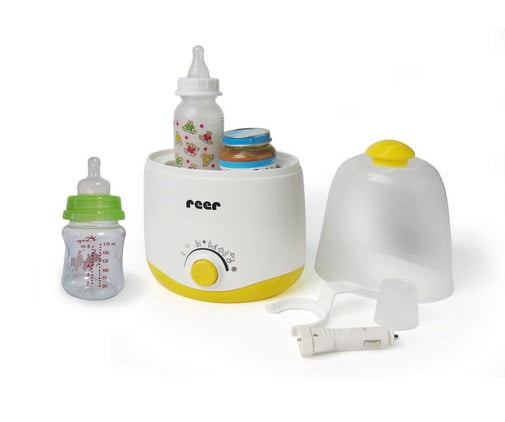 Sterilizator si incalzitor REER Multimax Travel 2-in-1