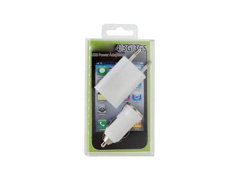 Incarcator iPhone 3 in 1