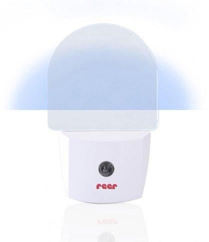Lampa de veghe cu LED si senzor de lumina REER 5061