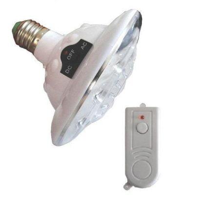 Lampa cu telecomanda
