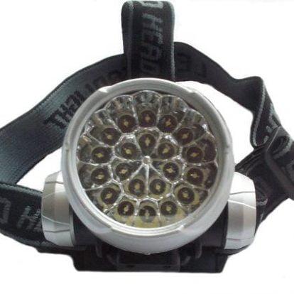 Lanterna frontala 21 led-uri