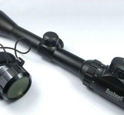 Luneta de arma Bushnell 3-9x40E