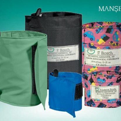 Manseta Velcro pentru grasi