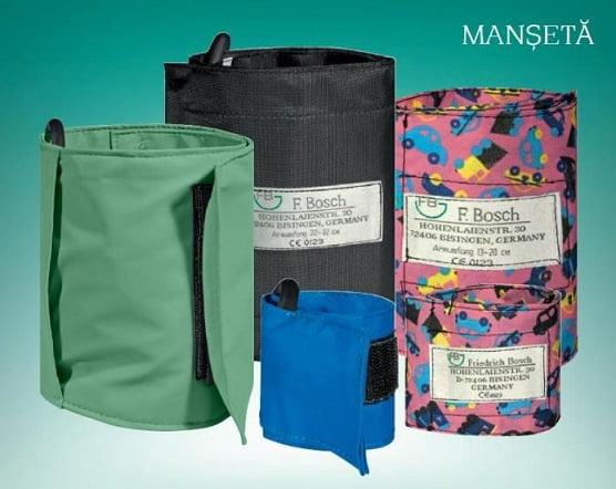 Manseta Velcro pentru nou nascuti