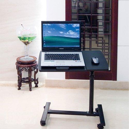 Masa laptop cu roti