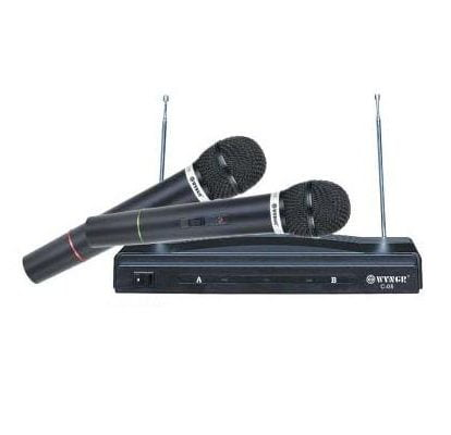 Set microfoane wireless C-05