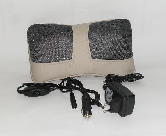 Mini perna de masaj cu bile si infrarosu