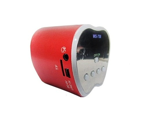 Mini radio cu MP3 player WS-758