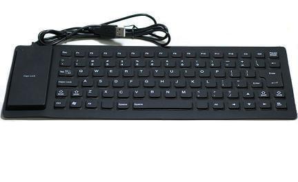 Mini tastatura flexibila