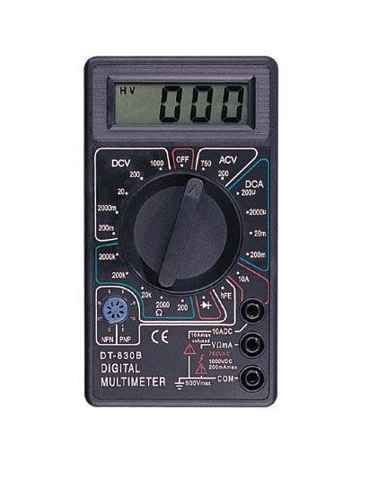 Multimetru digital DT-830B