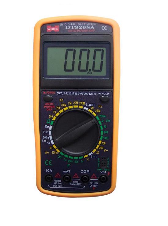 Multimetru 9208A