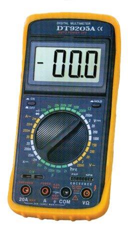 Multimetru DT9205A