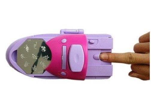 Aparat de printare unghii
