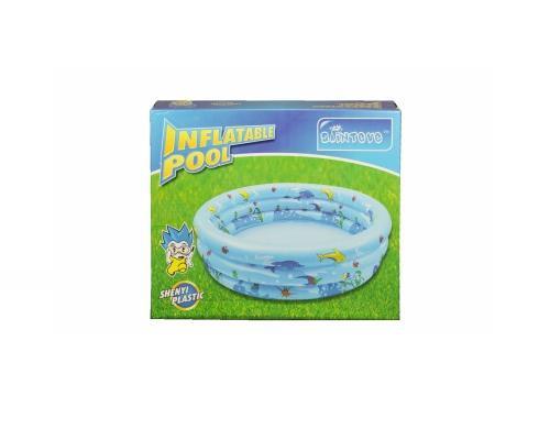 Piscina gonflabila pentru copii 120cm