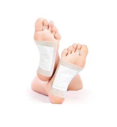 Plasturi pentru detoxifierea corpului