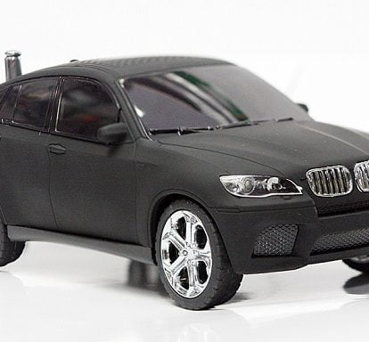 Radio MP3 player BMW X6