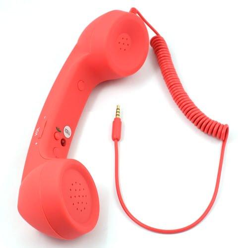 Receptor retro pentru telefon mobil