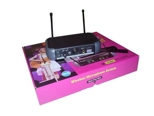Set microfoane wireless VWNGR
