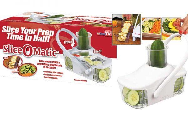 Taietor legume Slice-O-Matic