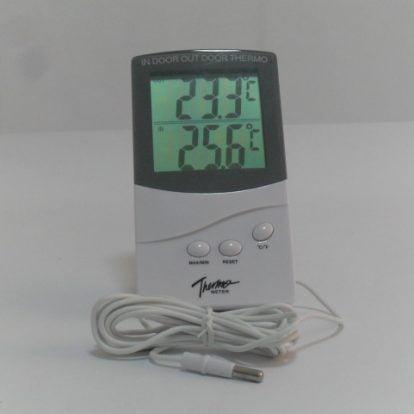 Termometru de interior / exterior