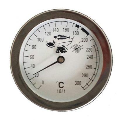 Termometru pentru ulei incins