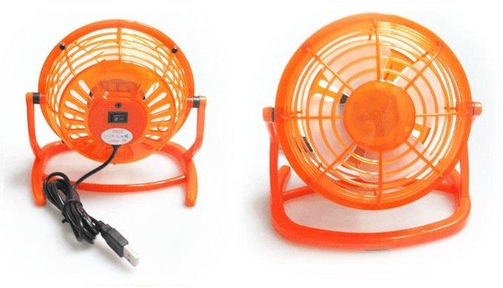 Ventilator de birou pe USB