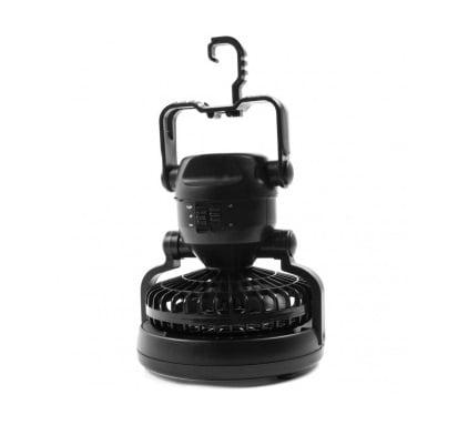 Ventilator cu lanterna Happy Camper